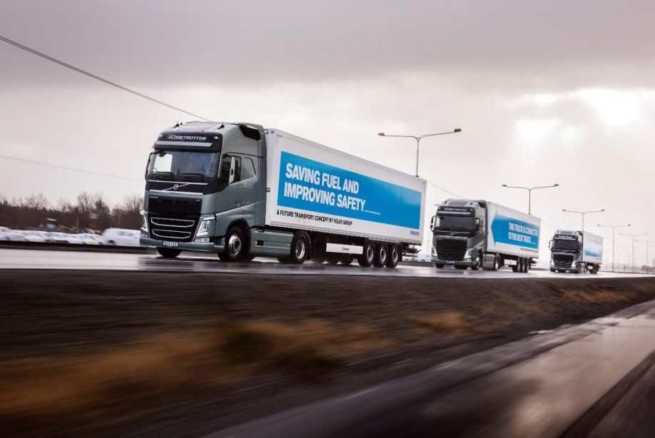 Image result for unilever and autonomous trucks