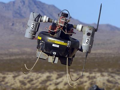 Honeywell RQ-16A T-Hawk