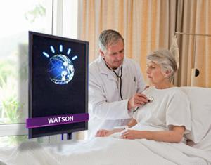 Image result for watson in medicine
