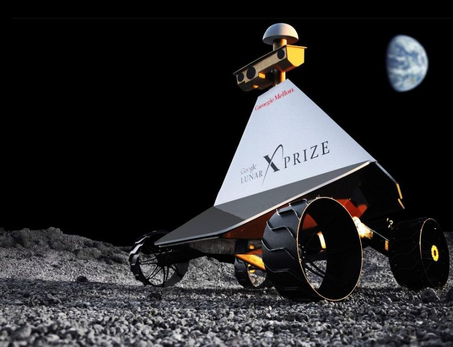 Image result for synergy moon rover