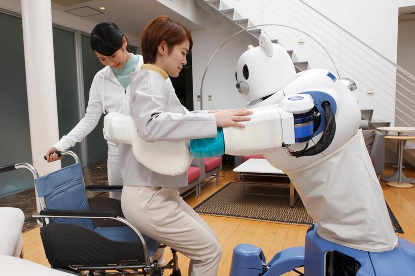 Image result for robotic nurses