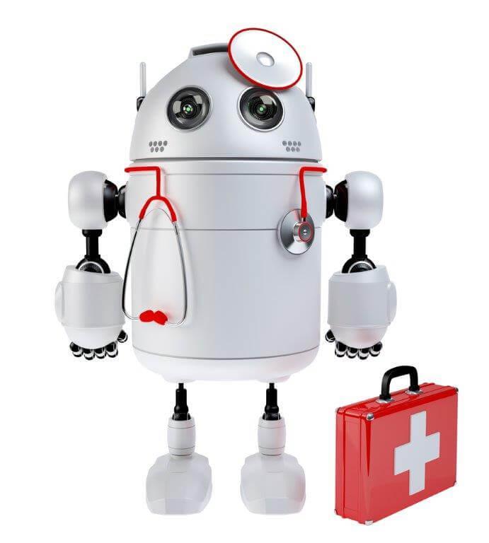 Image result for doctor robot