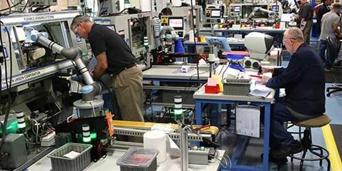 Man Vs Machine Automation Industry 40