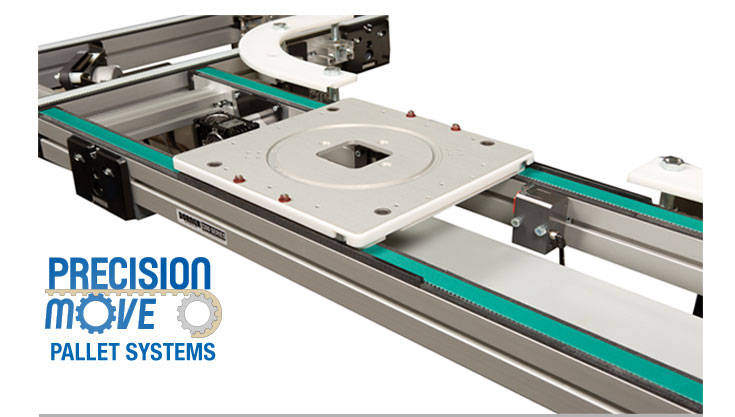 Precision Move Pallet Systems